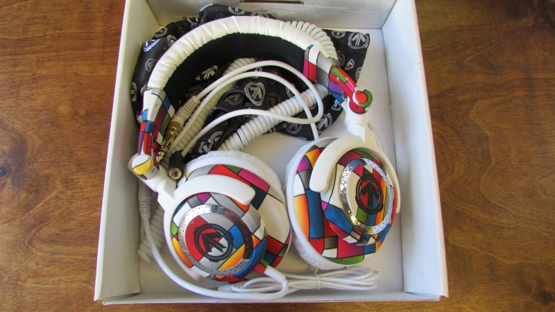 AERIAL7 Headphones TANK SHADE