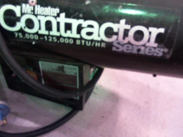 MR HEATER Heater 75,000 - 125,000 BTU CONTRACTOR