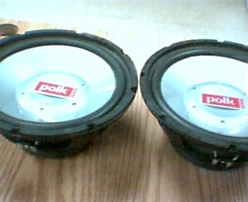 POLK AUDIO Car Speakers/Speaker System GXR104