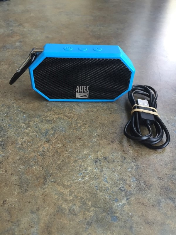 ALTEC LANSING Speakers MOBILE BLUE TOOTH SPEAKER