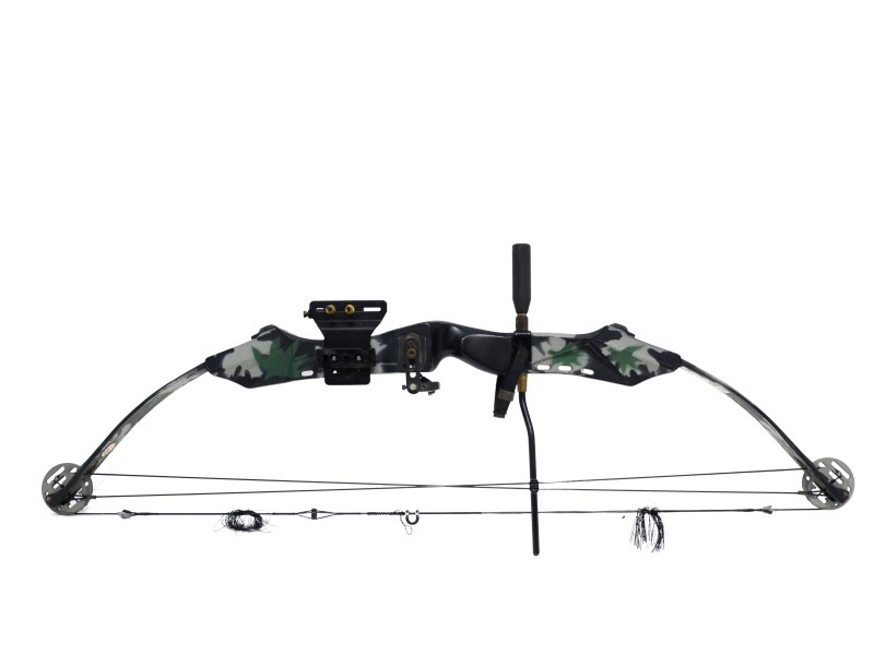 "PSE Lightning-Flite II Game Spot Compound Bow 31"" Draw 60-70 lbs>"