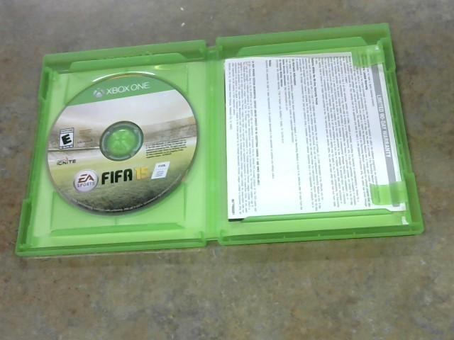 MICROSOFT Microsoft XBOX One Game FIFA 15 - XBOX ONE