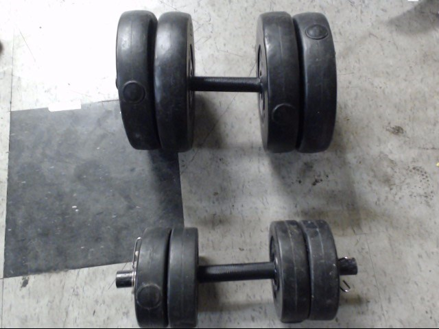DUMBELLS SET
