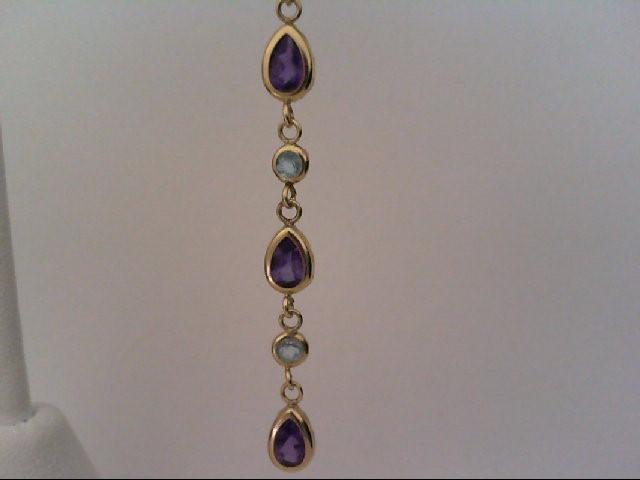 Gold Earrings 14K Yellow Gold 1.6g