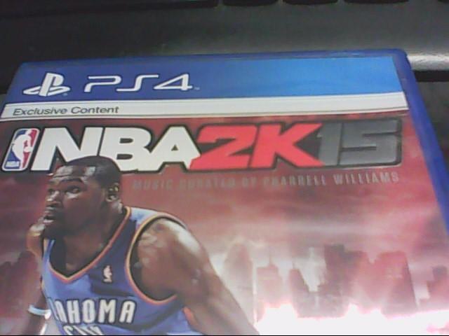 SONY Sony PlayStation 4 Game NBA 2K15 - PS4