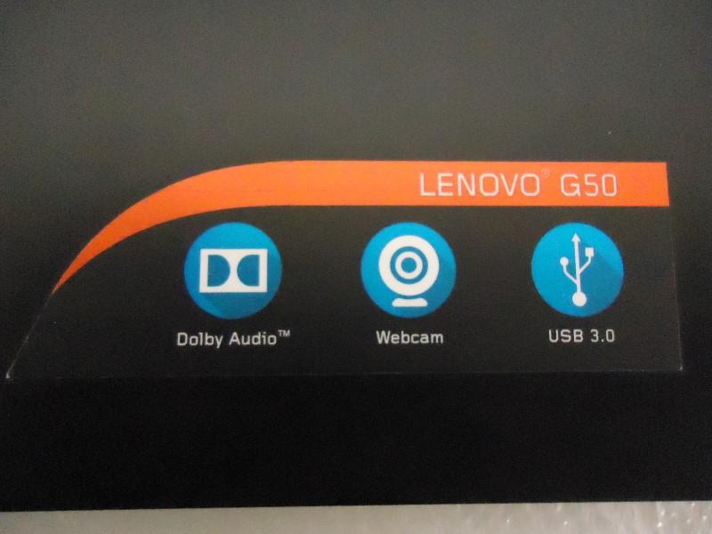 LENOVO Laptop/Netbook G50-80