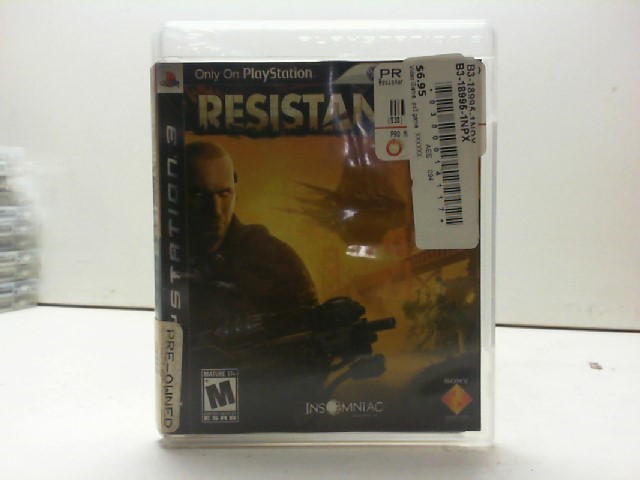 SONY Sony PlayStation 3 Game RESISTANCE 2