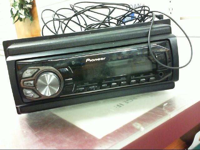 PIONEER ELECTRONICS Car Audio MVH-X36BT