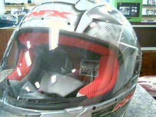 AFX Motorcycle Helmet FX-90