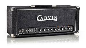 CARVIN X-100B 100W TUBE GUITAR AMP HEAD