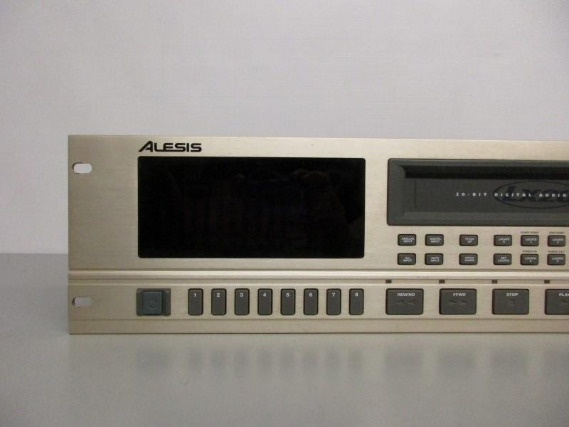 ALESIS LX20 ADAT RECORDER, PARTS/REPAIR