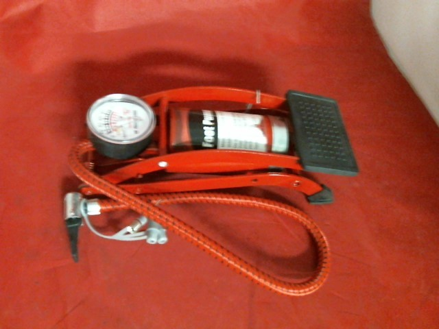 Bicycle Part/Accessory FOOT PEDAL AIR PUMP