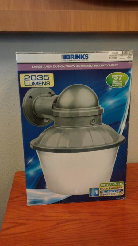 BRINKS Miscellaneous Appliances 2035 LUMENS