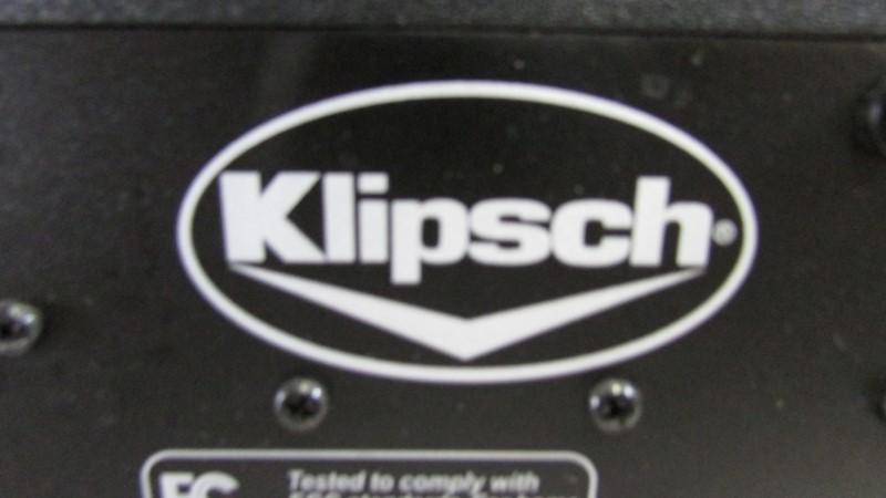 KLIPSCH Speakers/Subwoofer SUB12