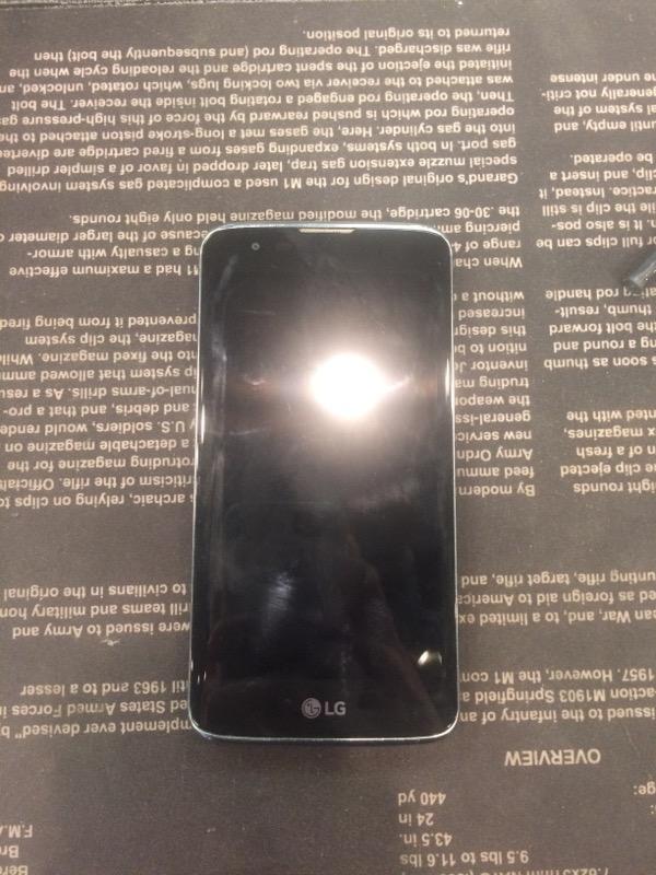 LG Cell Phone/Smart Phone K7