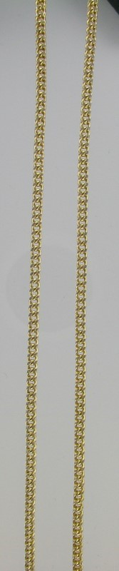 Gold Chain 10K Yellow Gold 17dwt