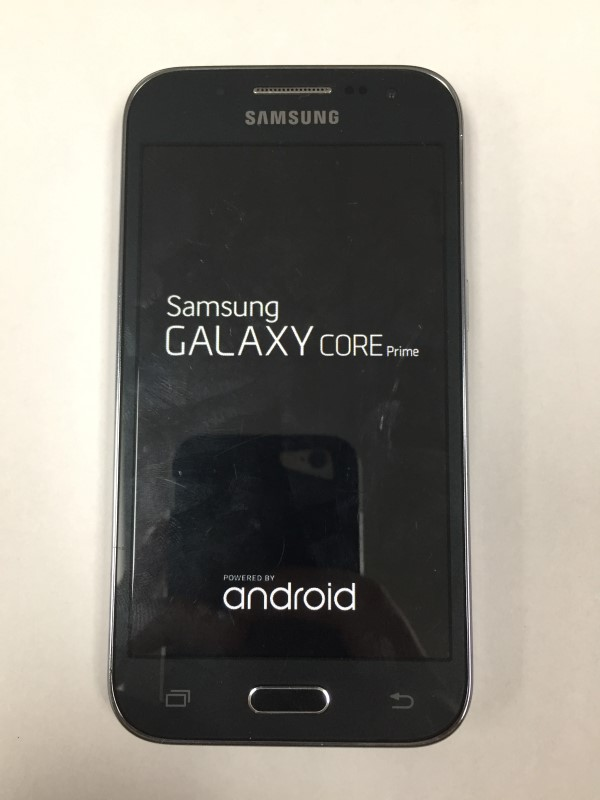SAMSUNG GALAXY CORE PRIME 8GB STRAIGHT TALK