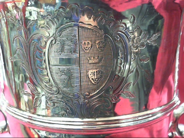 CHARLES TOWNSEND OF DUBLIN IRISH (C.1760-1780) ANTIQUE IRISH SILVER CUP