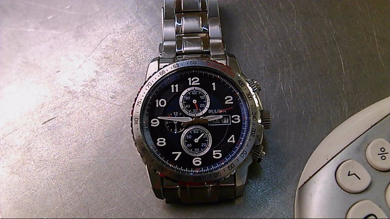 BULOVA Gent's Wristwatch 96C12 MARINE STAR