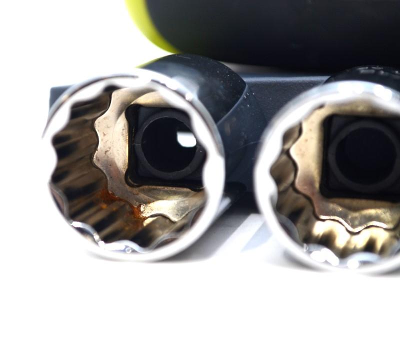 "Craftsman evolv 12351 20-pc. 1/2"" Ratchet & Socket Set SAE/Metric>"