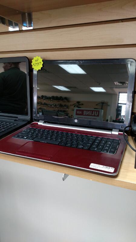 HEWLETT PACKARD PC Laptop/Netbook HP 15-N209NR
