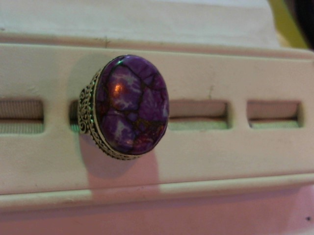 Lady's Silver Ring 925 Silver 16.6g