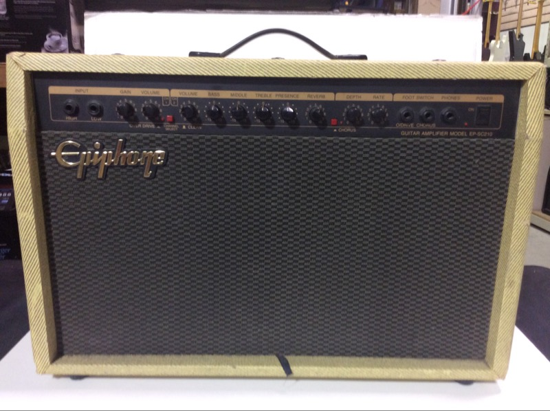 Epiphone Model EP-SC 210 80 Watt Amp