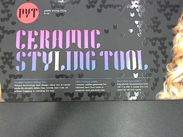 PYT Hair Care/Styling CARAMIC STYLING TOOL