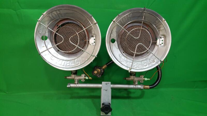DYNA-GLO Heater GLO HEATER