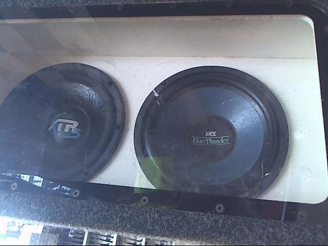 """Speakers/Subwoofer 10"""" SUBWOOFER BOX"""
