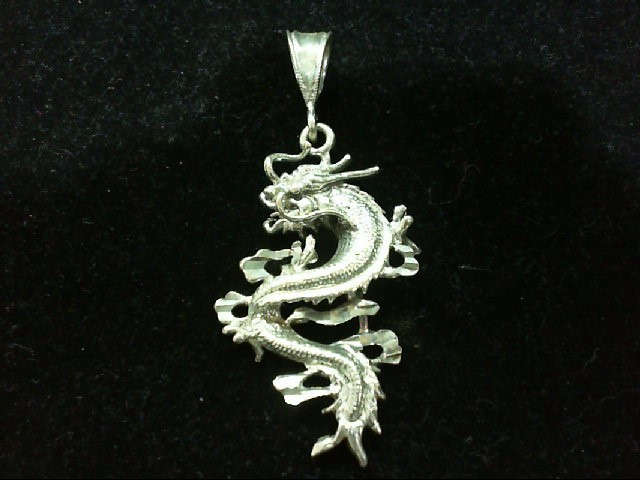 Silver Charm 925 Silver 5.8g