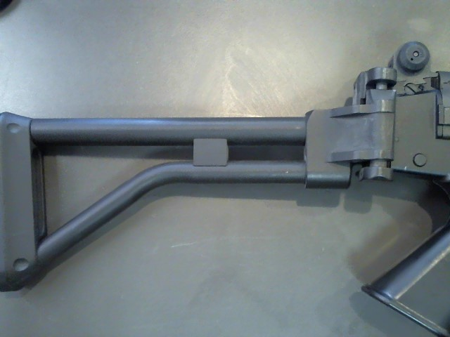 DSA FIREARMS Rifle SA58