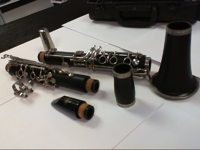 RIDENOUR Clarinet 147 Bflat Clarinet