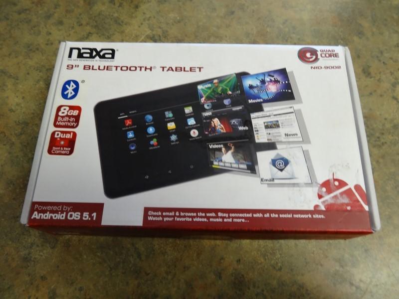 NAXA Tablet ND-9002