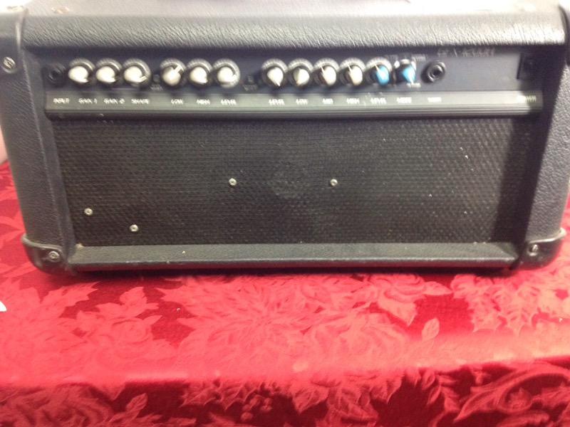 CRATE Electric Guitar Amp GFX1200H