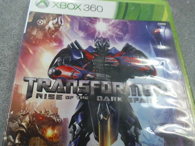 MICROSOFT Microsoft XBOX One Game TRANSFORMERS RISE OF THE DARK SPARK XBOX ONE