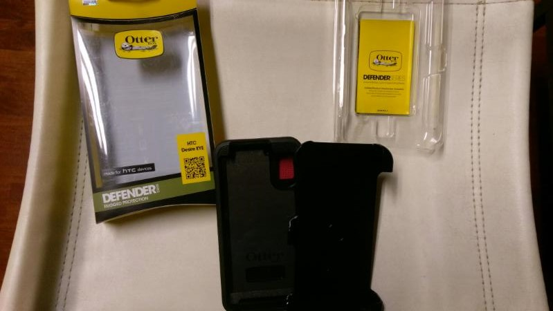 OTTERBOX CELL PHONE DEFENDER HTC DEVICE CASE