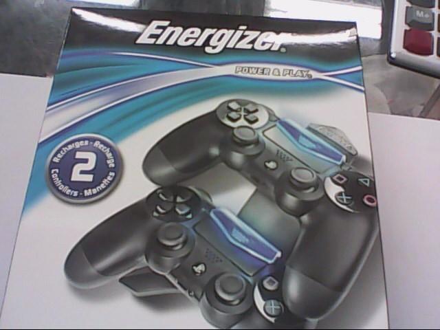 ENERGIZER Video Game Accessory PL0019V2.0