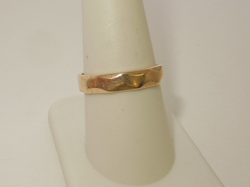Gent's Gold Ring 14K Yellow Gold 3.9g
