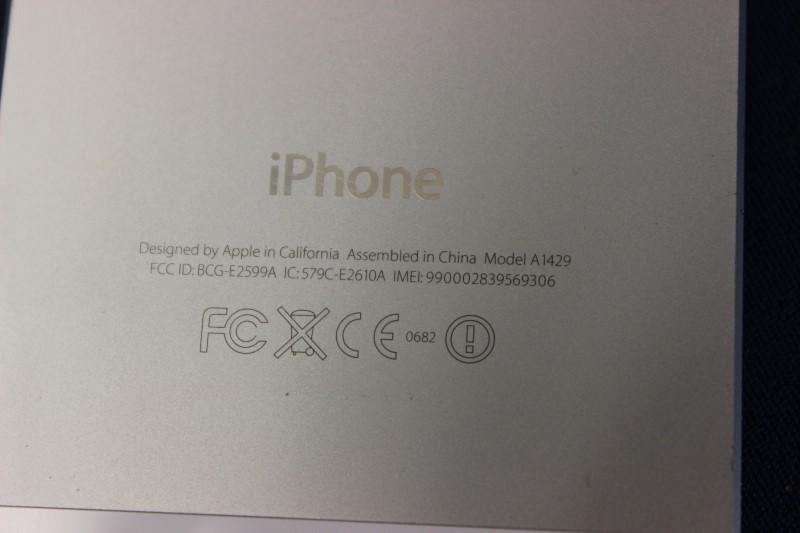 Apple iPhone 5 16GB - A1429 - iCloud Locked