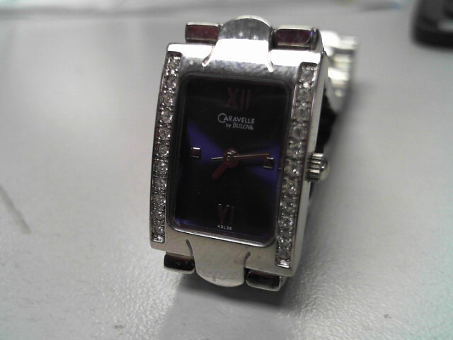 CARAVELLE BY BULOVA Lady's Wristwatch WATCH