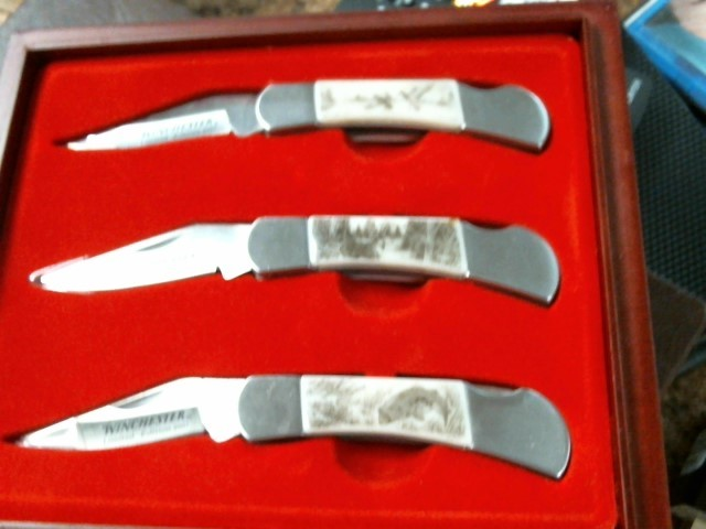 WINCHESTER Hunting Knife LIMITED EDITION 2007