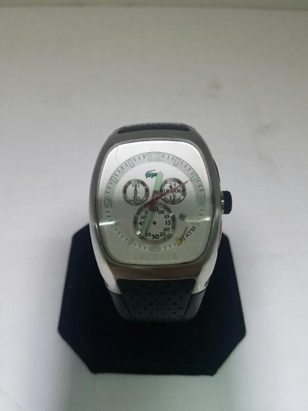 LACOSTE 5ATM GOLD/SILVER WATCH PLATED   84.09999999999999KMNS #3 WATCH