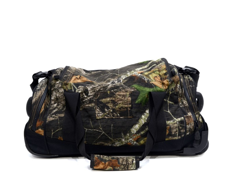 Gander Mountain Premium Duffel Bag Camo Design - Free Shipping! >