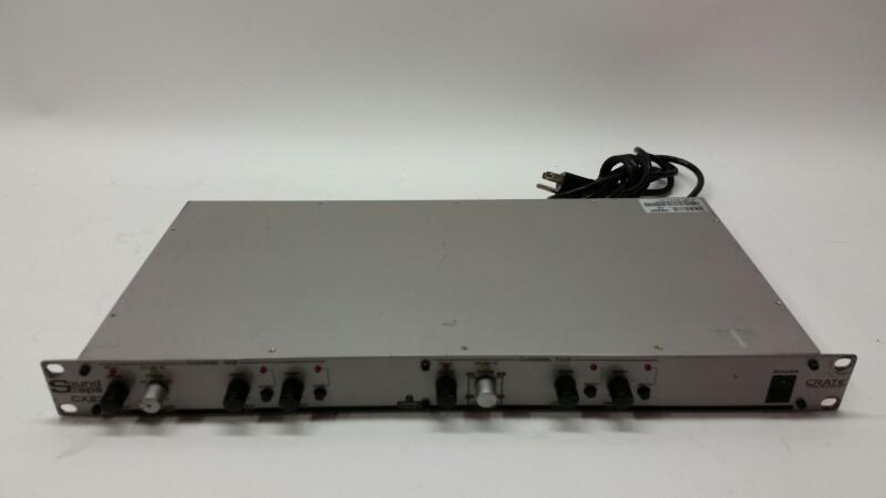 Crate Audio Monitor/Speakers Soundscape Cx23