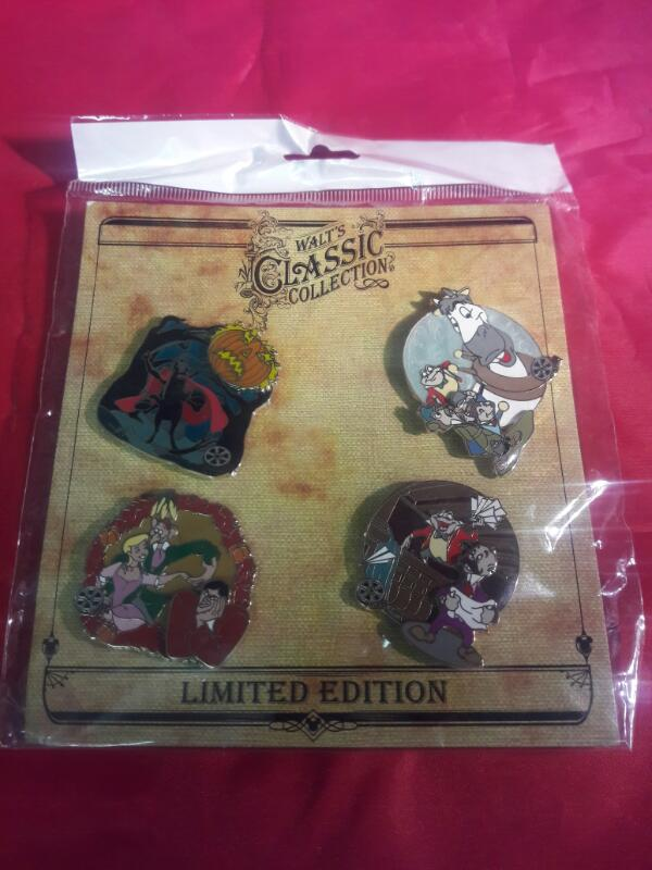 Walts Classic Collection Headless Horseman