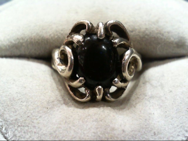 Lady's Silver Ring 925 Silver 4.4g