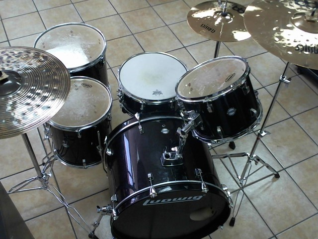 LUDWIG Percussion Part/Accessory DRUM KIT