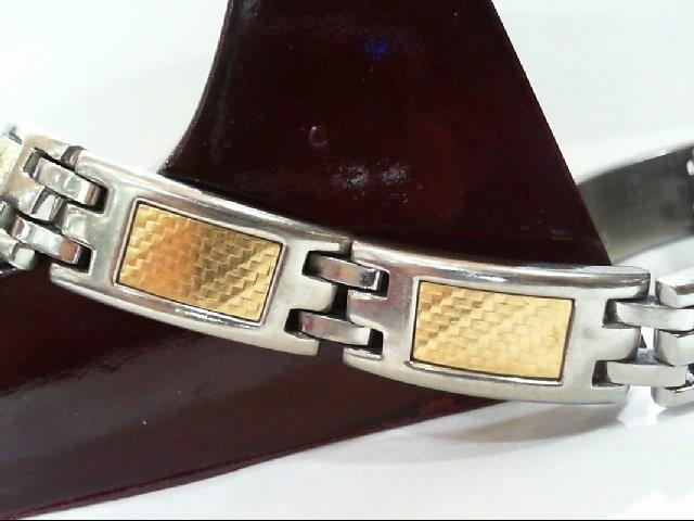Bracelet Black Stainless 56.5g