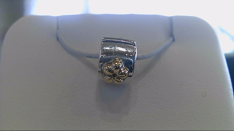 Pandora Silver Charm 925 Silver 2.1g
